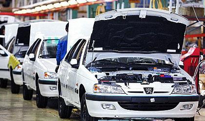 قیمت انواع خودرو داخلی در بازار