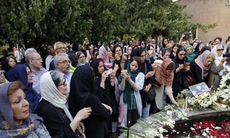 (ویدیو) یادبود مریم میرزاخانی در تهران