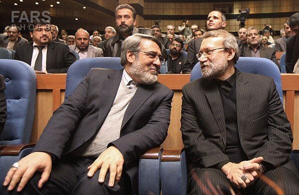تلاش علی لاریجانی برای ابقای رحمانی فضلی