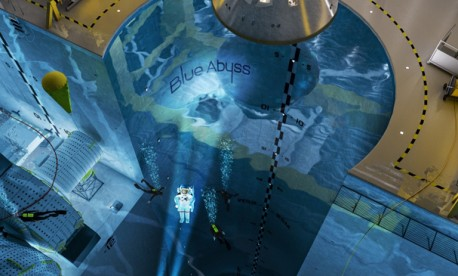 (ویدیو) اولین مرکز آموزشی فضانوردی برای توریست های فضایی