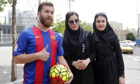 (ویدیو) مسی آرژانتینی با مسی ایرانی دیدار خواهد کرد؟