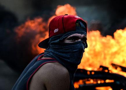 324084 721 بحران در ونزوئلا وارد فاز نظامی شد