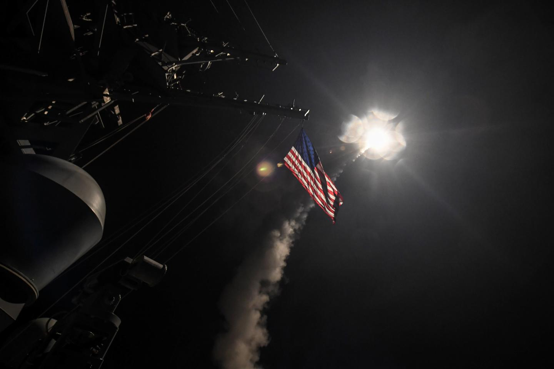 جنگ ترامپ: از بمباران سوریه تا به چالش کشیدن روسیه و ایران