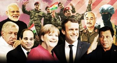 ده برنده اصلیِ سیاست خارجی ترامپ
