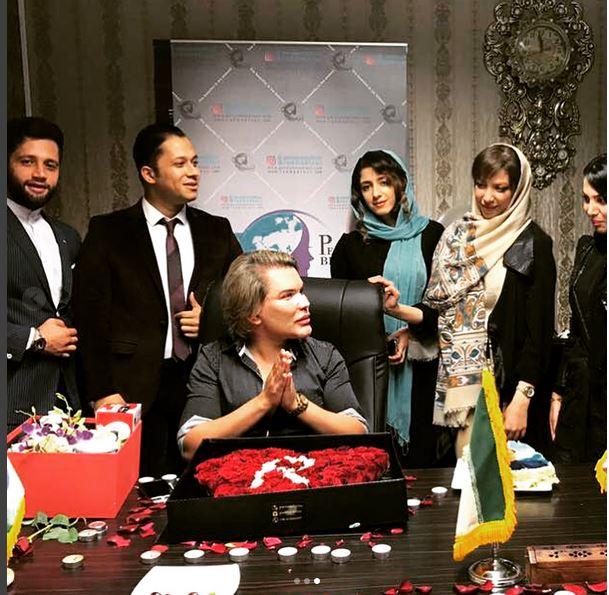 (تصاویر) سلطان جراحی زیبایی جهان در ایران!