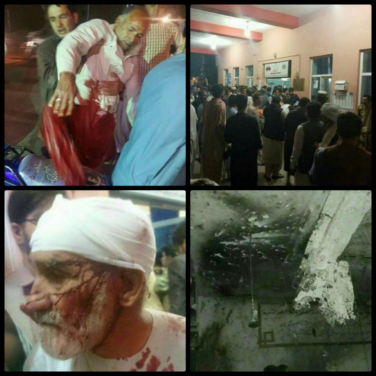 ۳۰ کشته در انفجار شهر هرات افغانستان