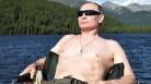 (ویدئو) تعطیلات تابستانی پوتین