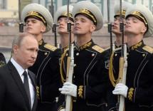 واکنش پوتین به تحریمهای جدید آمریکا
