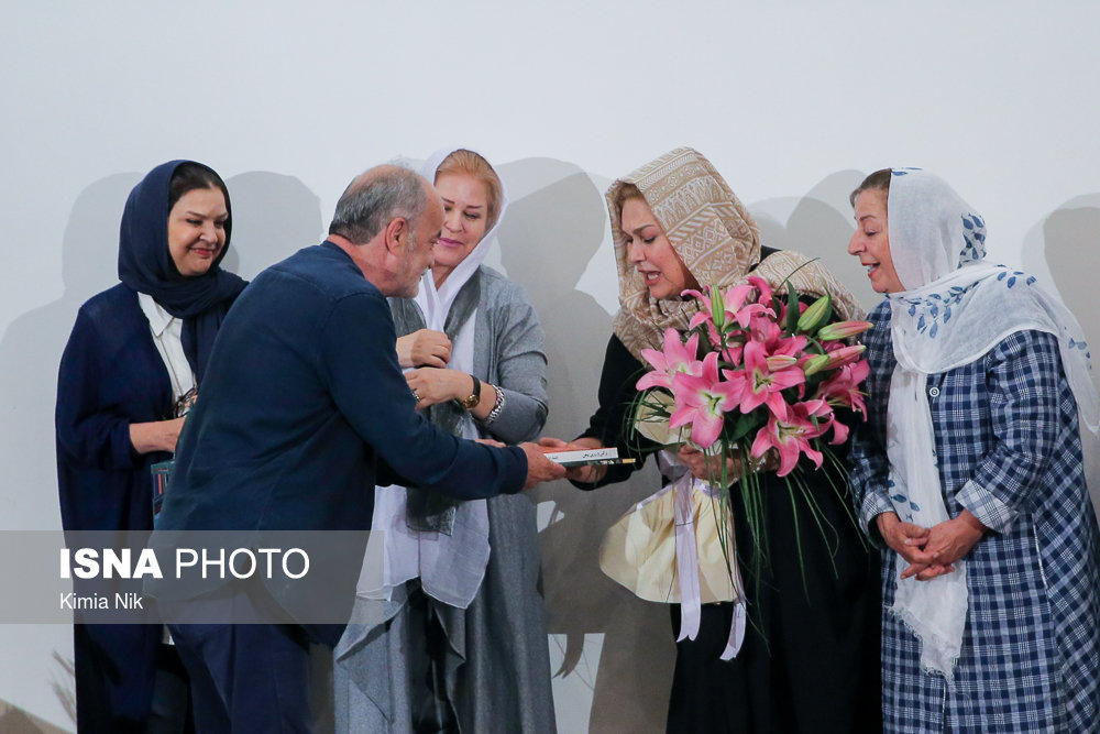 (تصاویر) جشن تولد مهرانه مهینترابی