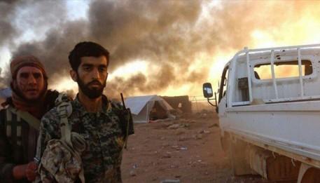 ویدئو/ لحظه اسارت شهید «محسن حججی» به دست داعش
