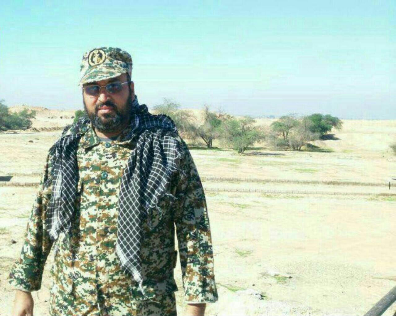 (تصاویر) شهادت دو مدافع حرم در سوریه