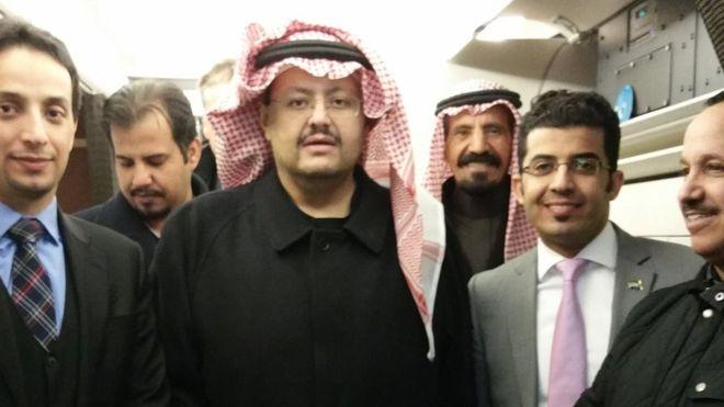 شاهزادههای گمشدهی عربستان