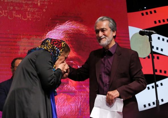 (تصاویر) بزرگداشت استاد مجید انتظامی
