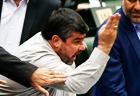 (تصاویر) فحاشی نماینده خرمشهر به ظریف