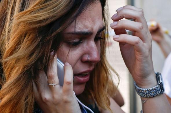 (تصاویر) حمله تروریستی در بارسلونا