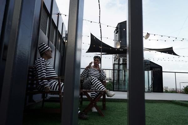 هتلی در تایلند که زندان است