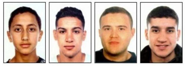 کشته شدن مظنونان اصلی حملات اسپانیا