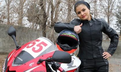میجنگم؛ هم برای خودم هم برای زنان موتورسوار