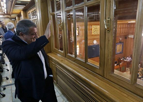 (تصاویر) آخرین جلسه شورای شهر تهران