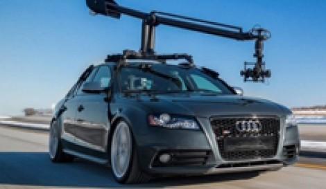 (ویدیو) تکنولوژی جدید برای فیلمبرداری داخل ماشین
