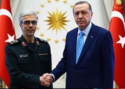 عملیات مشترک ایران و ترکیه علیه شبه نظامیان کُرد