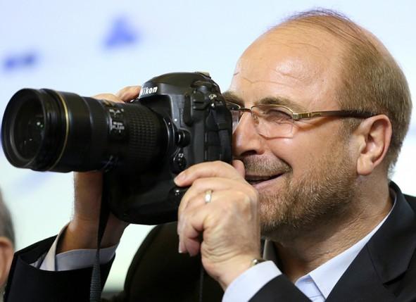 (تصاویر) وقتی قالیباف عکاس شد
