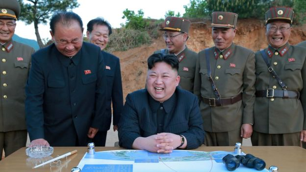 کیم جونگ اون: تمامی خاک آمریکا در تیررس کره شمالی است