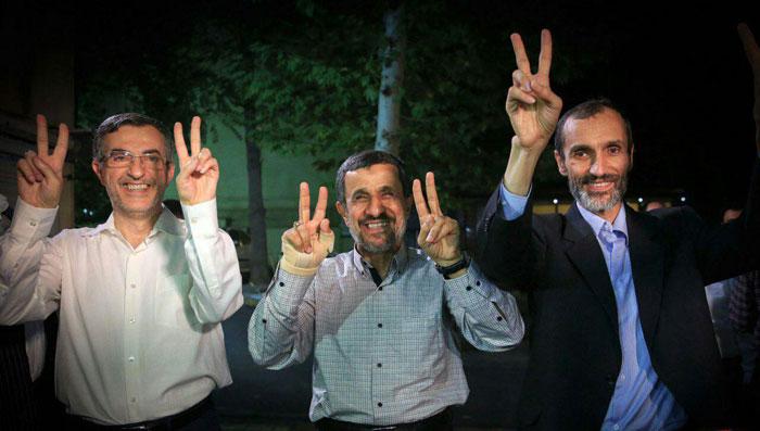 با احمدی نژاد چه باید کرد؟
