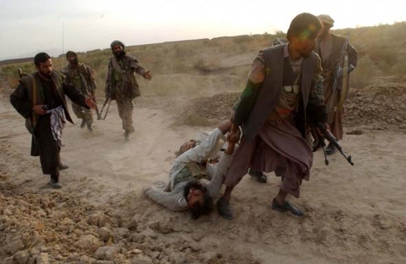 (تصاویر) طولانیترین جنگ در تاریخ امریکا