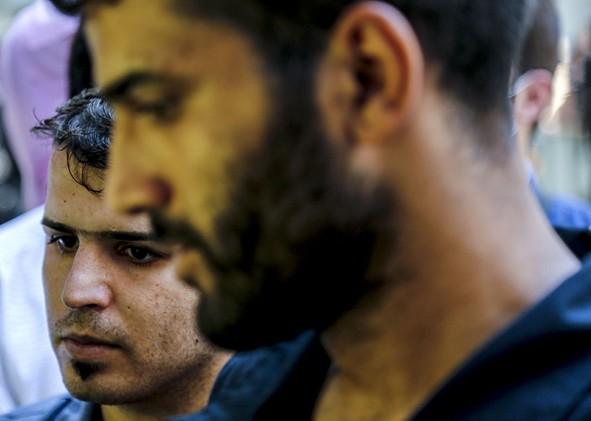 (تصاویر) بازسازی صحنه سرقت طلافروشی در تهران
