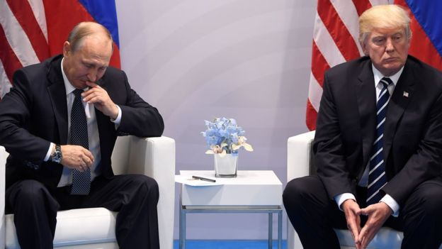 دود سیاه در روابط آمریکا و روسیه