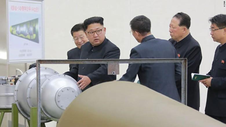 احتمال ششمین آزمایش هستهای کره شمالی
