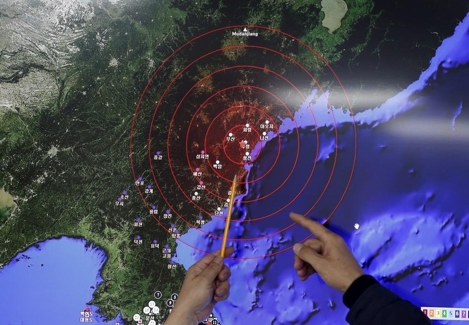 آزمایش هسته ای کره شمالی به چه معناست؟