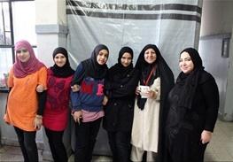 بانوان سوریهای در آزادی!