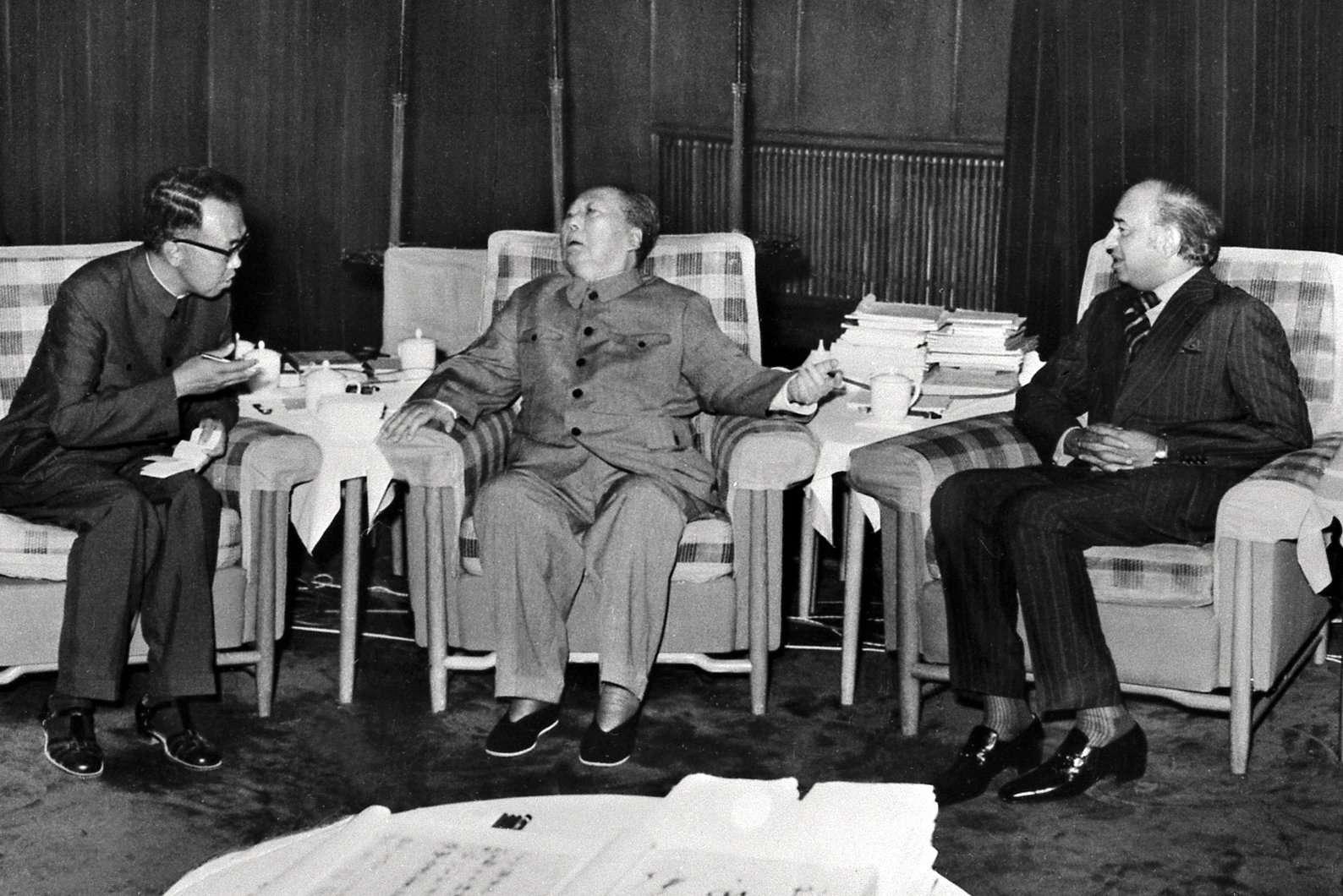 زرادخانه هستهای کره شمالی، مانع به قدرت رسیدن چین