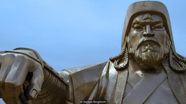 چنگیزخان مغول