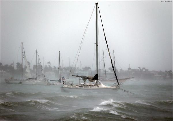 توفان ایرما فلوریدا را در هم کوبید