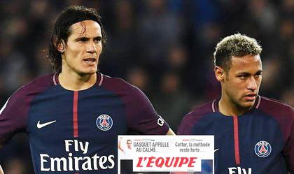 جنجال دو غول در پاریس!