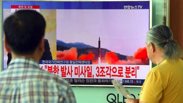 ترامپ: جهان پیام جدید کره شمالی را دریافت کرد