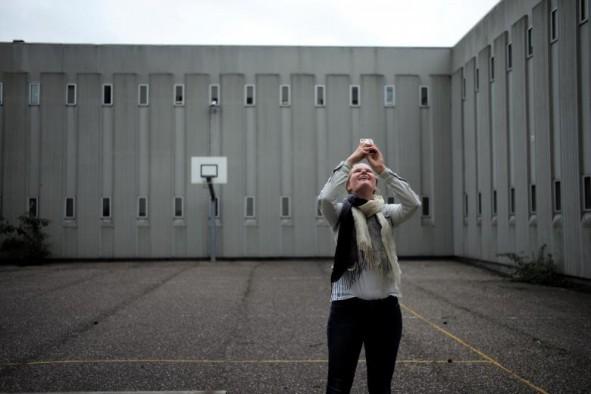 تصاویر/ زندان مخوف؛ هتل پناهجویان شد