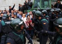 واکنش رهبران اروپایی به سرکوبها در کاتالونیا