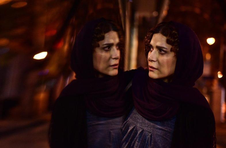 (تصویر) سحر دولتشاهی و بهرام رادان در یک فیلم
