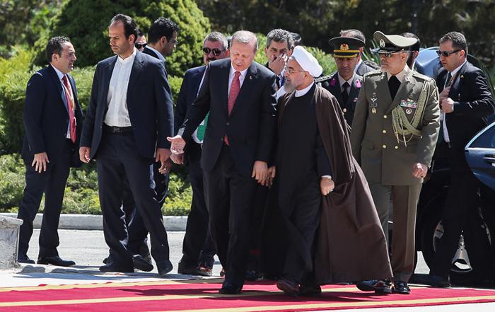 اردوغان در تهران دنبال چه بود؟