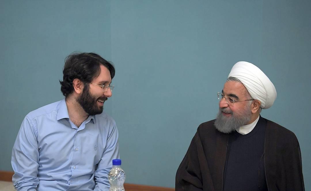 عماد خاتمی: به پدرم انتقاد دارم/