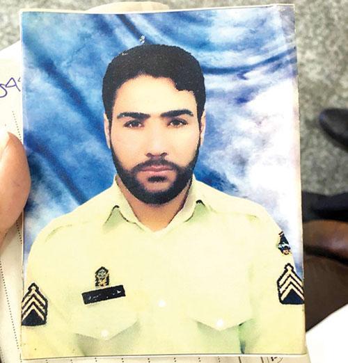 مادر افسر پلیس قاتل پسرش را بخشید