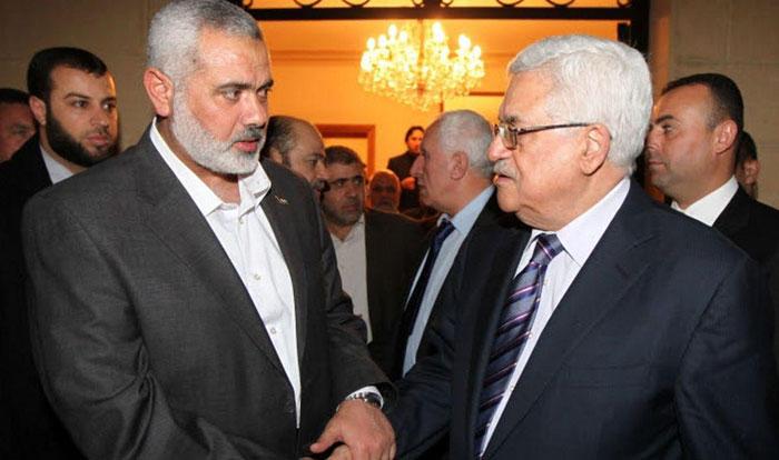 توافق حماس و فتح در قاهره