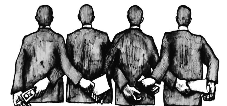 فساد به بازتولید خودش کمک میکند
