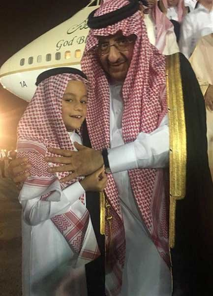 حضور محمد بن نایف در رسانهها پس از مدتها