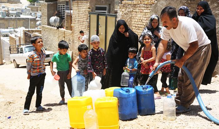 خشکسالی بسیار شدید در ۱۲ استان ایران