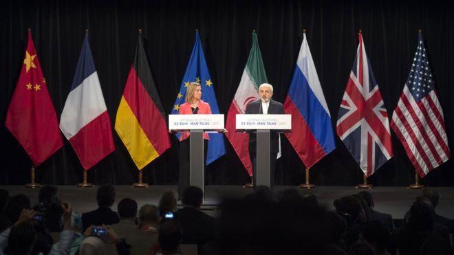 جنگ سرد ترامپ علیه ایران
